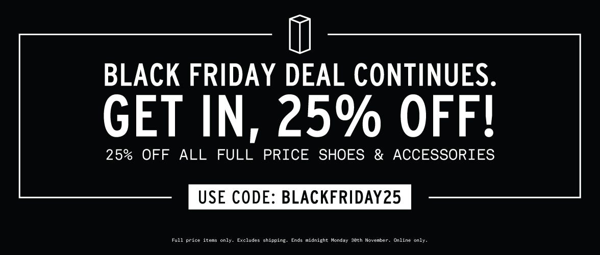BLACK FRIDAY, THE MAIN EVENT!