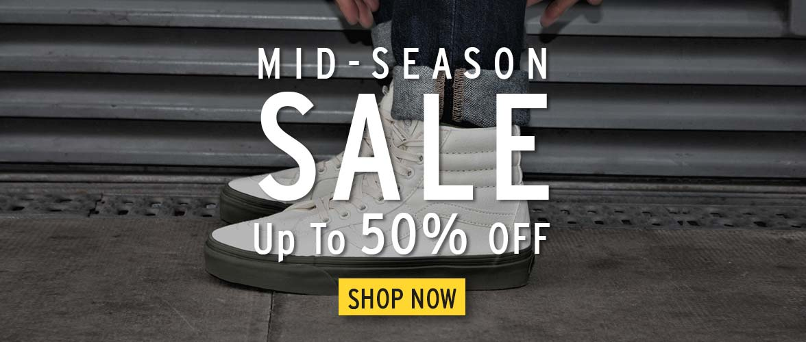 Shop Mid-Season Sale at TOWER