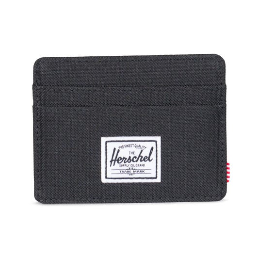 Herschel Supply Co. Black Charlie Wallet