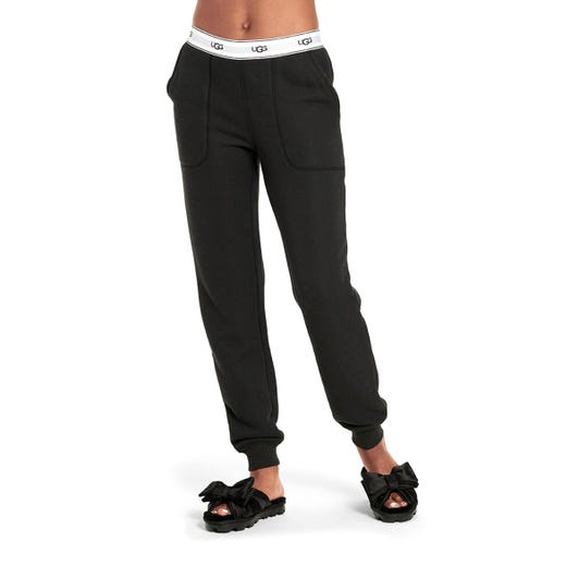 UGG Cathy Womens Black Joggers