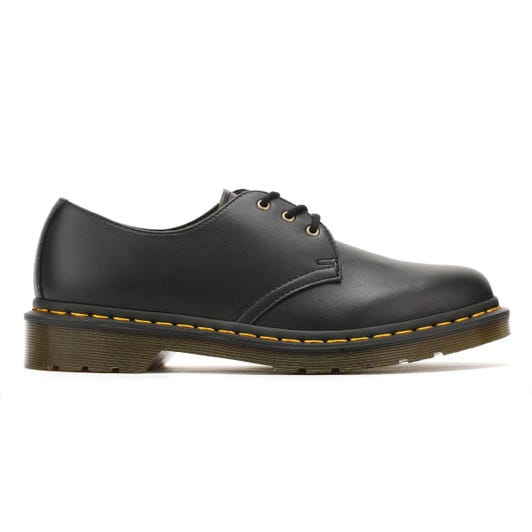 Dr. Martens 1461 Vegan Felix Rub Off Womens Black Shoes