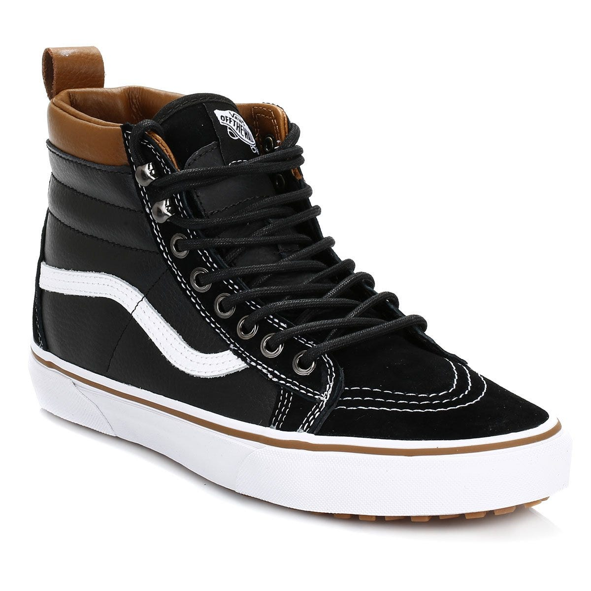 vans homme noir true white sk8 hi mte baskets achat et vente. Black Bedroom Furniture Sets. Home Design Ideas