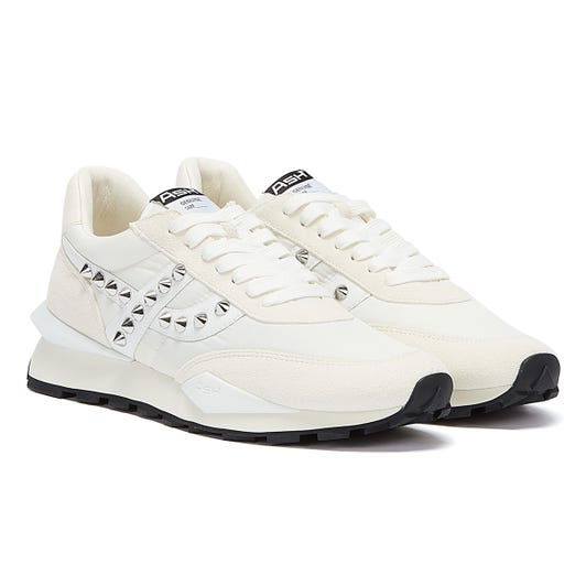 Ash Spider Studs Womens Off White / White Trainers
