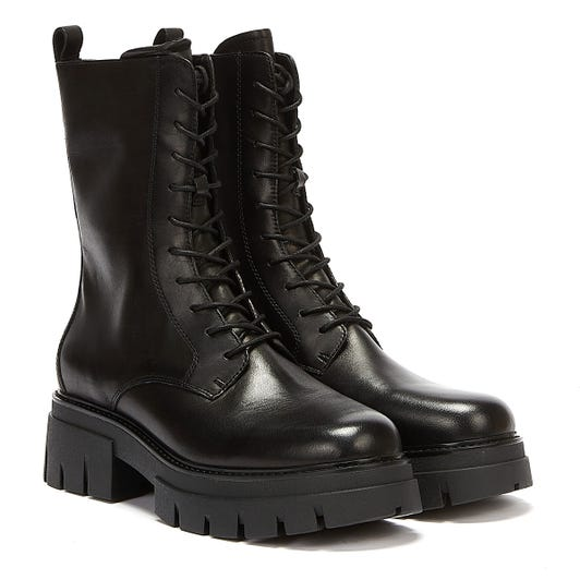Ash Liam Mustang Womens Black Boots