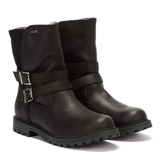 Barbour Sycamore Womens Black Boots