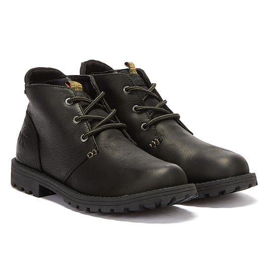 Barbour Pennine Chukka Mens Black Boots