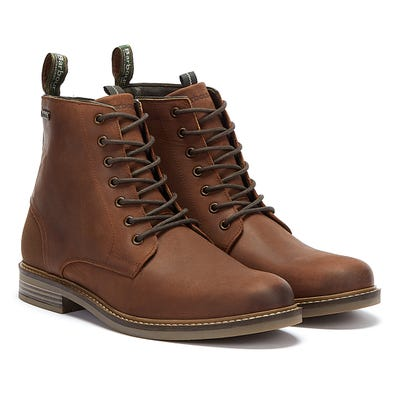 Barbour Seaham Mens Brown Boots