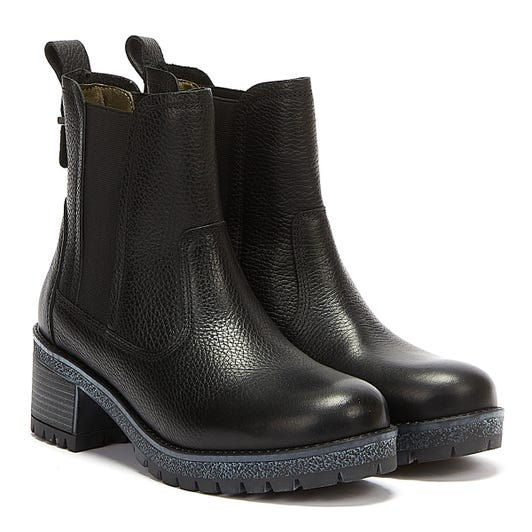 Barbour Kirk Womens Black Boots