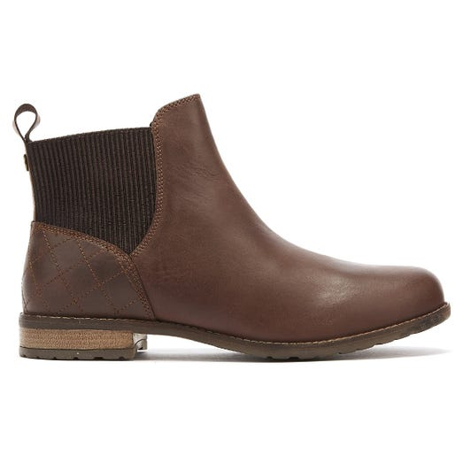 Barbour Hope Chelsea Womens Brown Boots