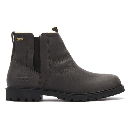 Barbour Hackfall Womens Graphite Boots
