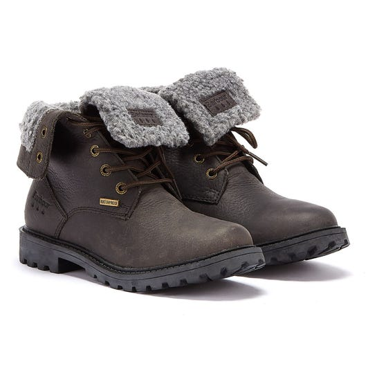 Barbour Hamsterly Womens Grey Boots