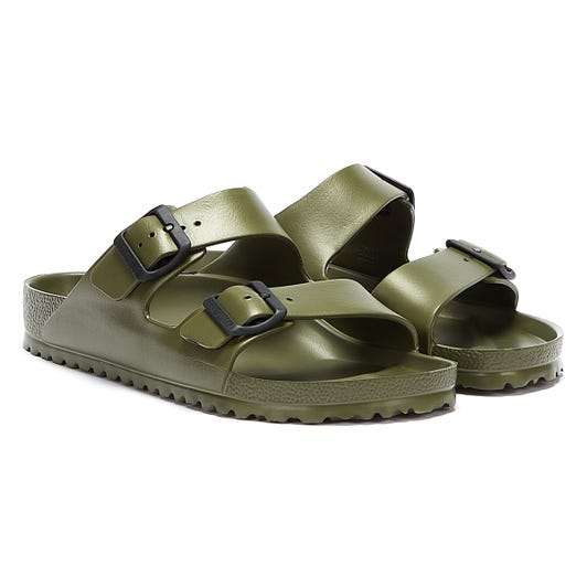 Birkenstock Arizona EVA Mens Khaki Sandals