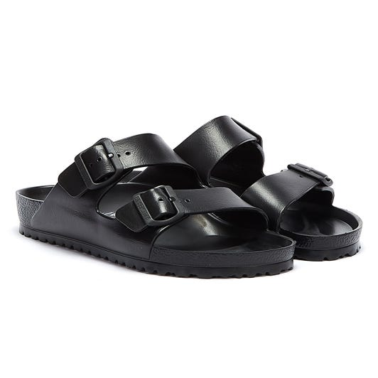 Birkenstock Arizona EVA Mens Black Sandals