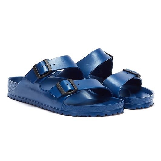 Birkenstock Arizona EVA Mens Navy Sandals
