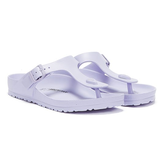 Birkenstock Gizeh EVA Womens Purple Sandals