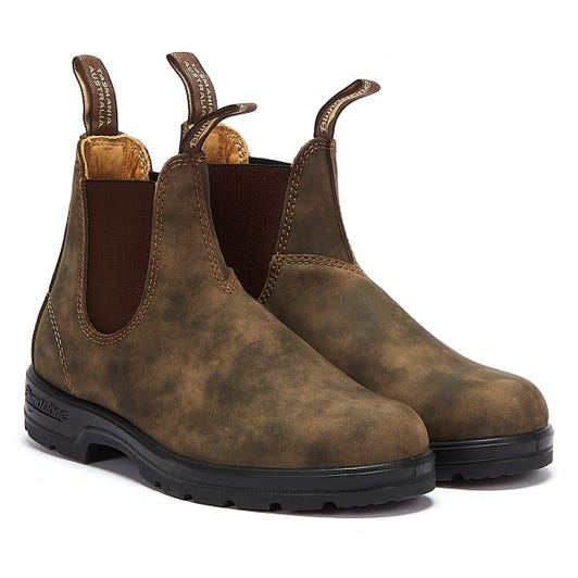 Blundstone 585 Rustic Mens Brown Boots
