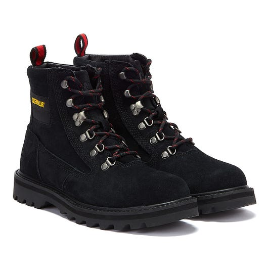 Caterpillar Graviton Mens Black Boots