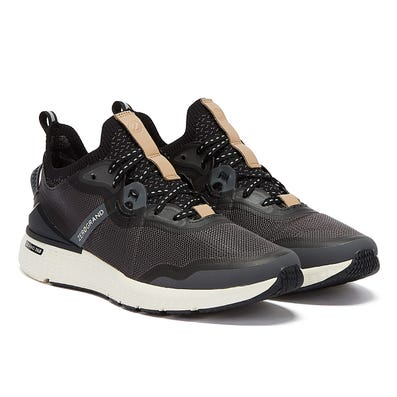 Cole Haan ZeroGrand Overtake Mens Grey / Black / White Trainers