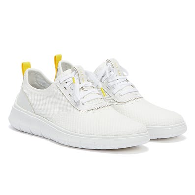 Cole Haan Generation ZeroGrand Stitchlite Mens White / White Trainers