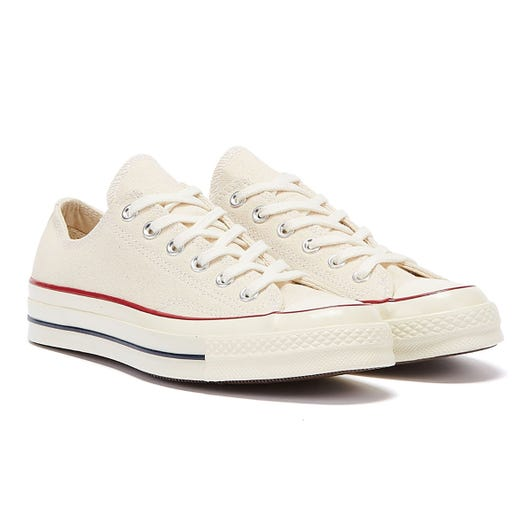 Converse Chuck 70 Ox Parchment Beige Trainers