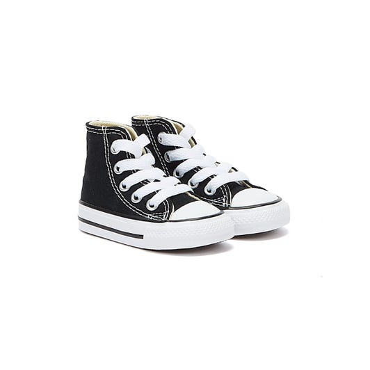 Converse Infant Black CT AS Hi Trainers