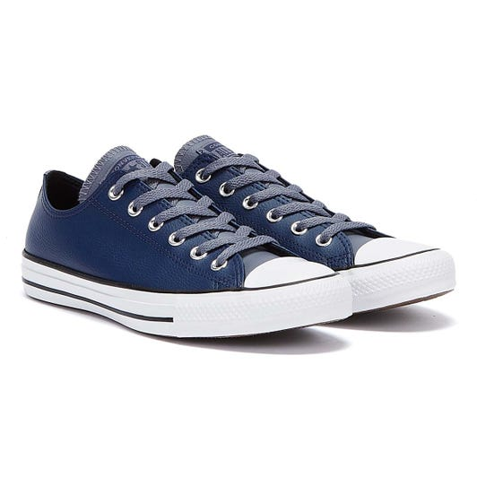 Converse All Star Digital Terrain Ox Mens Navy / White Trainers