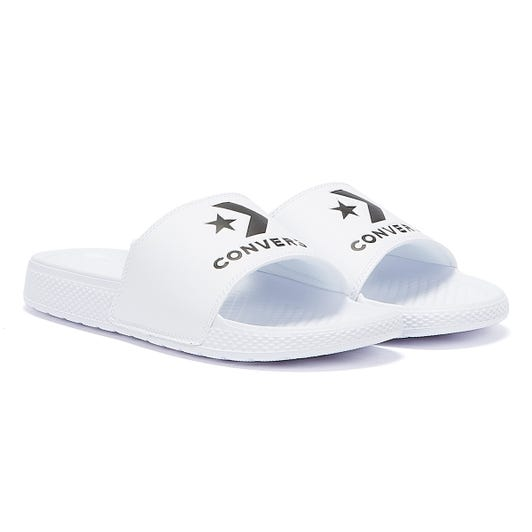 Converse All Star Slide White / Black Slides