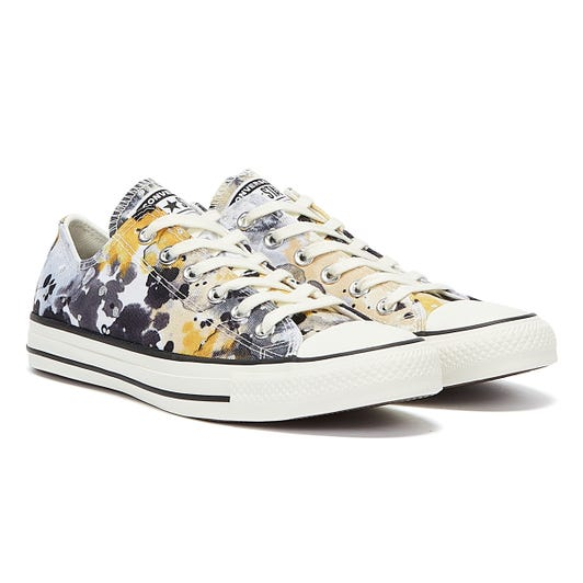 Converse All Star Festival Ox Womens White / Brown Trainers