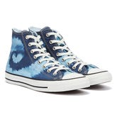 Converse All Star Summer Wave Hi Mens Navy / White Trainers