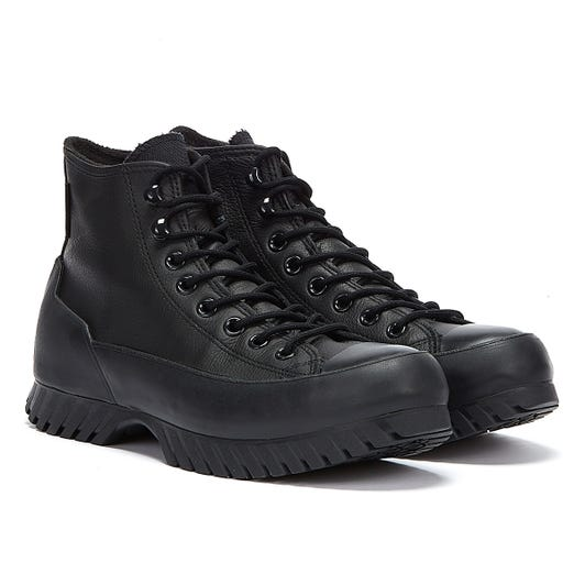 Converse Chuck Taylor All Stars Lugged Winter 2.0 Womens Black Trainers