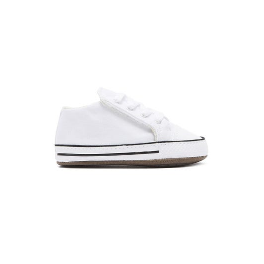 Converse All Star Cribster Baby White Trainers