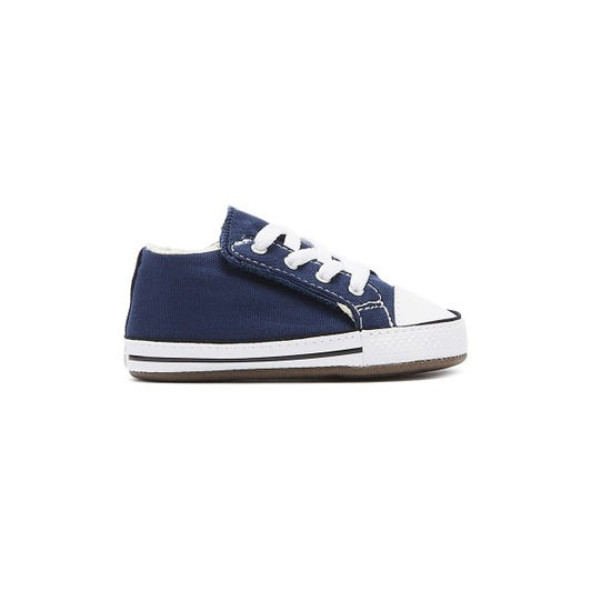 Converse All Star Cribster Baby Navy Trainers