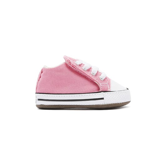 Converse All Star Cribster Baby Pink Trainers