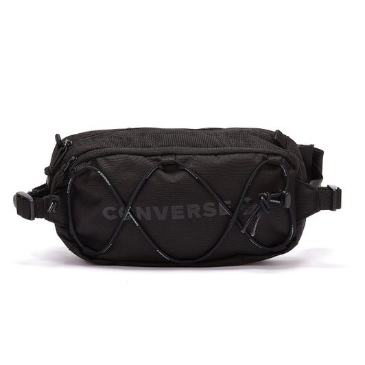 Converse Swap Out Black Sling Pack