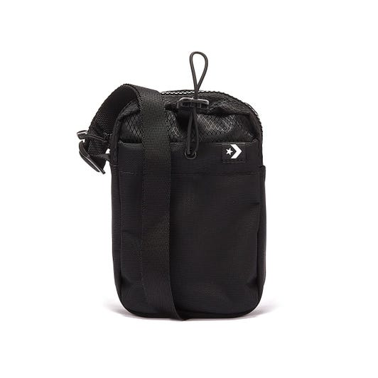 Converse Comms Black Pouch Bag
