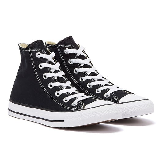 Converse All Star Hi Womens Black Trainers