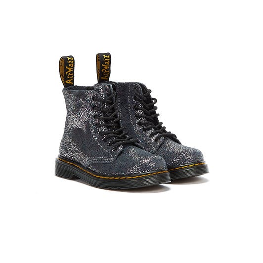 Dr Marten 1460 Pascal Toddlers Iridescent  Boots