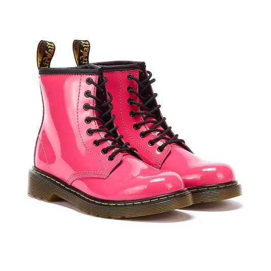 Dr. Martens 1460 Junior Hot Pink Boots