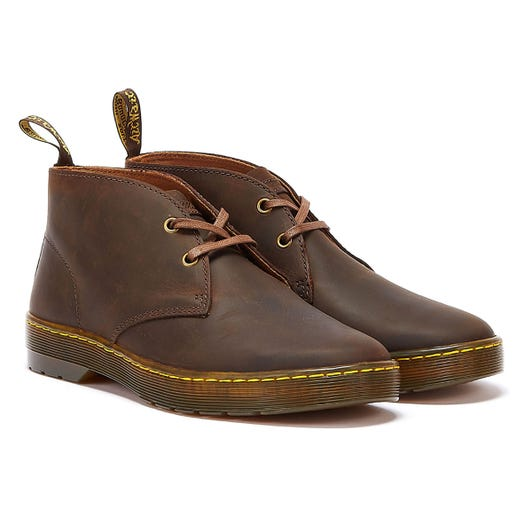 Dr. Martens Cabrillo Mens Gaucho Brown Desert Boots