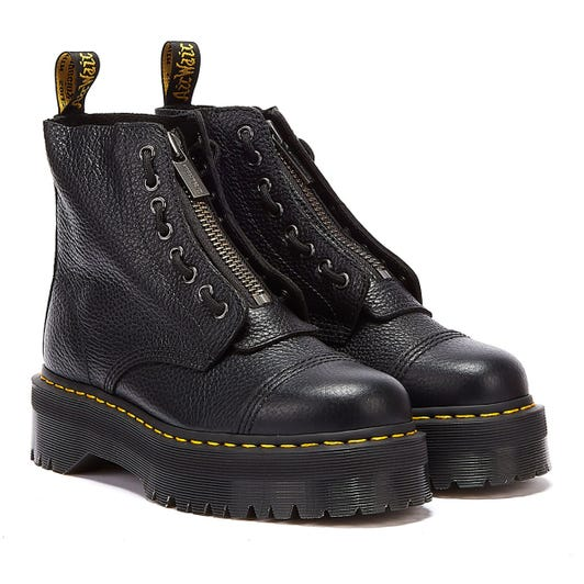 Dr. Martens Sinclair Womens Black Boots