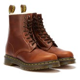 Dr. Martens 1460 Serena Womens Butterscotch Brown Boots