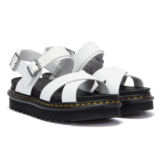 Dr. Martens Voss II Hydro Womens White Sandals