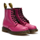 Dr Marten 1460 Smooth Leather Womens Fuchsia Boots