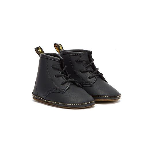 Dr Martens 1460 Crib Baby Black Boots