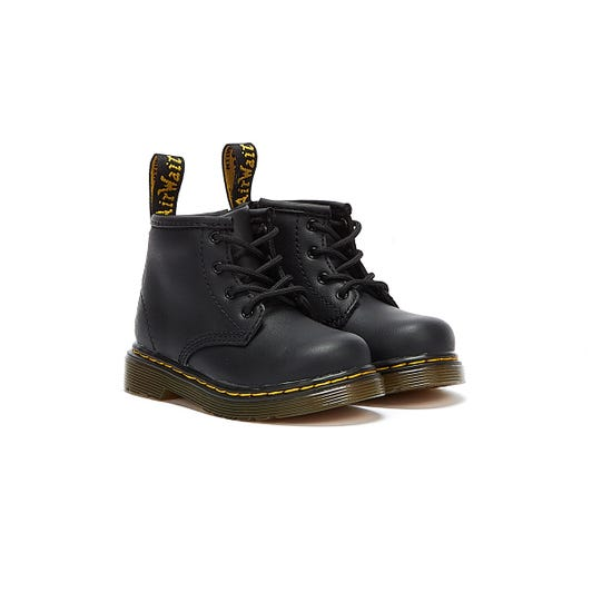 Dr Martens 1460 Softy T Toddlers Black Boots