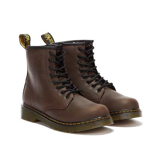 Dr. Martens 1460 Serena Junior Dark Brown Boots