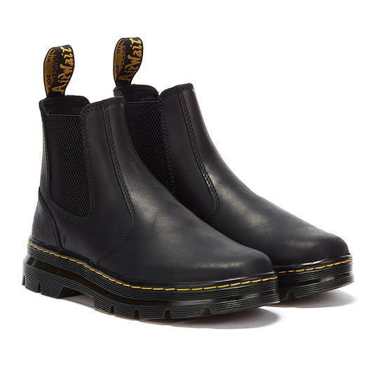 Dr. Martens Embury Wyoming Mens Black Boots