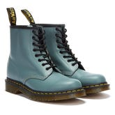Dr. Martens 1460 Smooth Leather Womens Steel Grey Boots