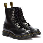 Dr. Martens 1460 Arcadia Womens Silver Boots