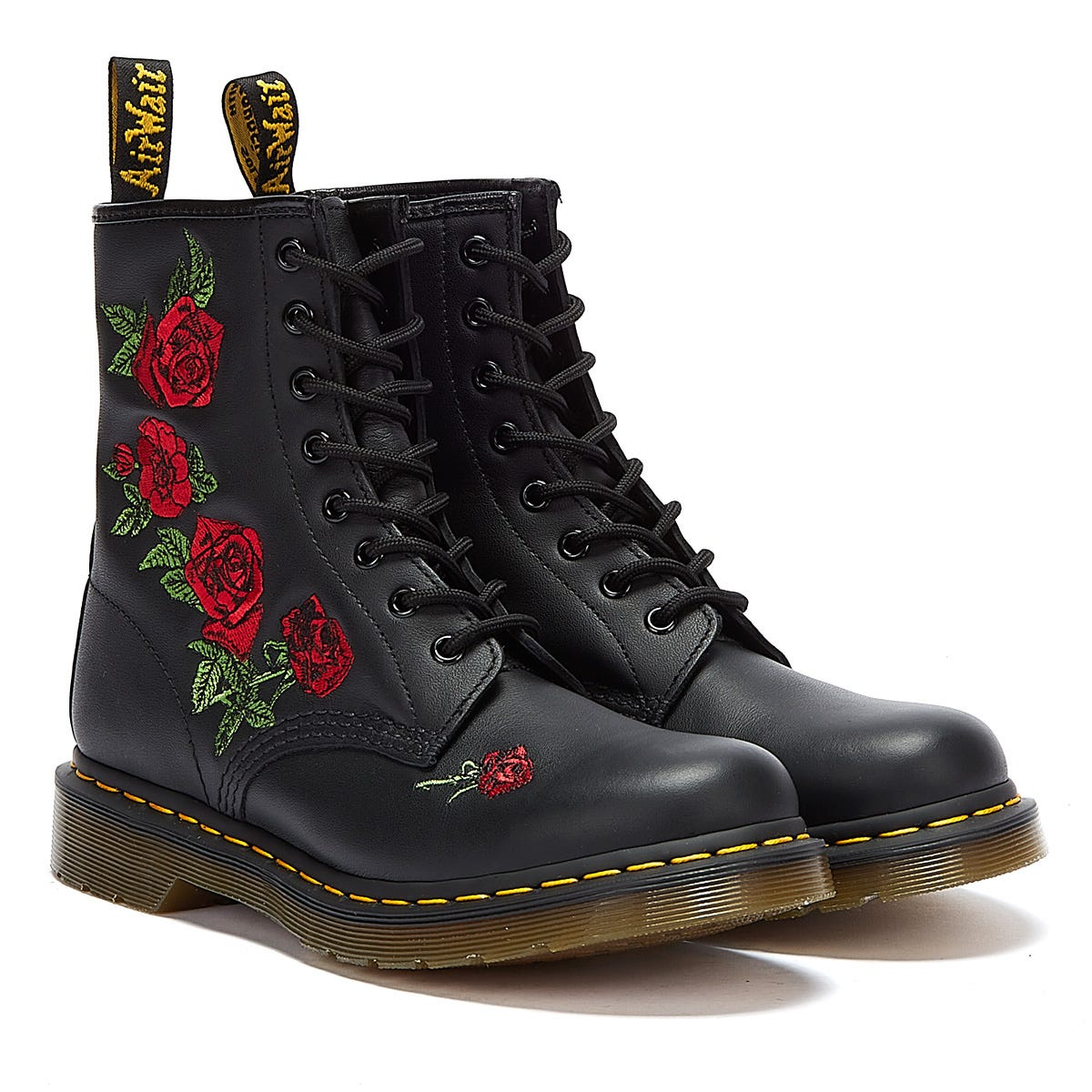 Trainers & Running Shoes Dr. Martens 1460 Vonda Womens Black Boots
